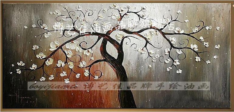 Schilderen boom muurschilderingen promotie winkel voor promoties schilderen boom - Schilderij van gang ...