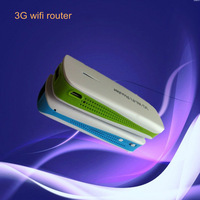 Free Shipping Hot Selling 3G WiFi Mini  Router 3 In 1 Power Bank + 3G Hotspot