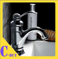 Free shipping 2013 new basin faucet The upscale teapot basin faucet Kitchen faucet Bathroom faucets Hot and cold taps(China (Mainland))