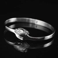 hands design bracelets,stainless steel 316L ( titanium steel ) bracelets