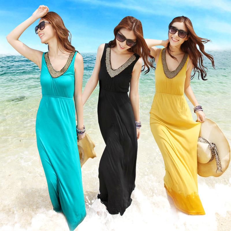 Long Maxi Beach Dresses | But Dress