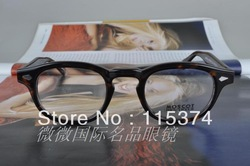 Hot selling designer Optical Eyeglasses,vintage Eyeglasses glasses Frame with originals box LEMTOSH designer glasses unisex(China (Mainland))
