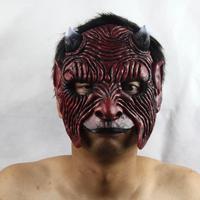 FREE SHIPPING!!!Environmental emulsion terrorist mask, wrinkles red bull mask