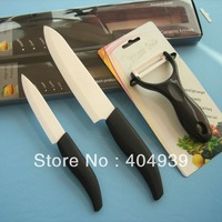25 days free shipping to Russia kitchen ceramic knife 4 6 inch knife kitchen knives knive chef knife SGS FDA 3sets/lot