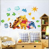second generation of jingle cats childrens real friend tv / sofa / wall stickers FREE SHIPPING
