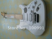 Musical Instruments Big sales America whtie fen stratocaster richie sambora electric guitar free shipping