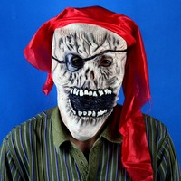 FREE SHIPPING!!!Red cloth terrorist pirates mask