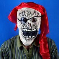FREE SHIPPING!!!Red cloth terrorist pirates mask