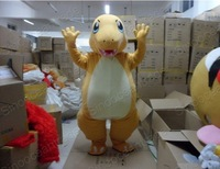 Hot sale! Charmander Little Dragon Fire Pokemon mascot costumes  free shipping