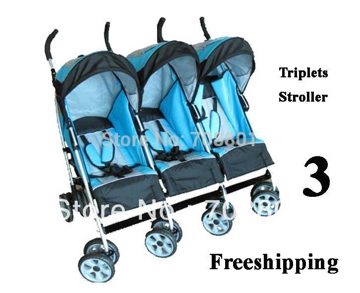 Cheap Triple Stroller Strollers 2017