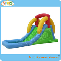 Family inflatable slide,inflatable water slide