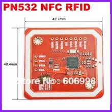 10pcs lot PN532 NFC RFID reader writer module User Kits Free Shipping