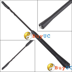 "New 10"" 25cm Car Stubby Whip Antenna For AUDI VW Jetta Golf Jetta Polo(China (Mainland))"