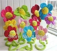 plush flower  curtain buckle  multifunctional flower 33CM
