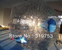 DHL Free Shipping human hamster ball Water Zorb ball three meters in diameter white PVC