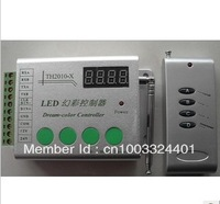 TH2010 series LED pixel remote controller,support WS2811 LED pixel lights;Max 5A output