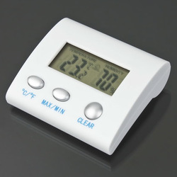 New Temperature Humidity Hygrometer Thermometer Digital LCD(China (Mainland))
