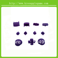 Purple  Buttons Mod Kits For PS3 Controller