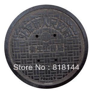 Free Shipping 2013 New Style Visual Digitai Originality New China The Manhole Cover  Mouse Pads