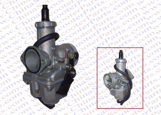 30MM Carb Hand Chock PZ30 For Honda XR 200R XR200R 200CC 250CC Dirt Pit bike Go Kart Taotao SunL JCL ATV Quad Carburetor(China (Mainland))