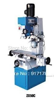 Perforación ZX50C y las máquinas fresadoras de maquinaria