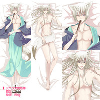 Anime Kamisama Love Peachy Poly Microfabric Double-sizes Pillow Case 50*150 cm