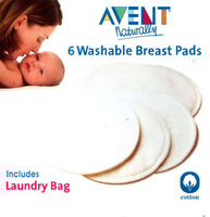 New avent washable type anti-overflow breast pad laundry bag 6