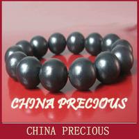 Free Shipping 2013 Hot Wholesale stone needle bracelet /nature bian stone bracelet/For health, Radiation/ Men and Women gifts