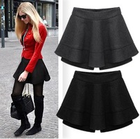 Free Shipping! Spring and Autumn new Slim Speaker cashmere fashion casual skirts pants