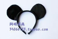 20g halloween party supplies MICKEY MOUSE headband hair bands hair accessory meters headband full black MICKEY