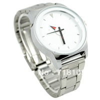 PAIDU Fashion Quartz Steel Sport Men Woman's Wrist Watch Red Pointer Keep