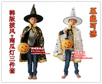 free shipping 197 halloween costumes clothes cap cape lacerna adult child general