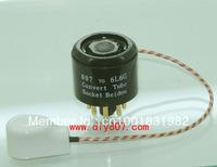 807 TO 6L6G     Vacuum tube adapter socket converter