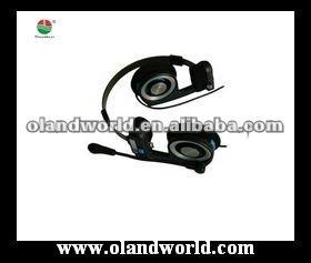 Popular Slight Headband Headphones with/o Mic, mp3 headphone supplier/ pc headset