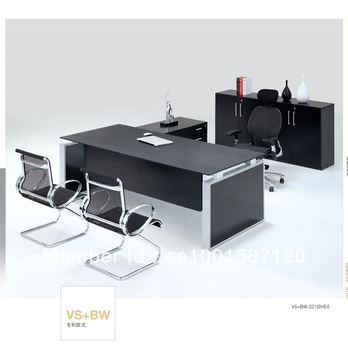 Office Furniture Office Desks modern desk melamine desk