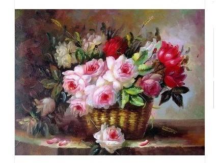 Sanat yağlıboya meyve natürmort 24x36&; fiyat: bize $45.00/piece