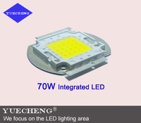 hot sales 70W integrated high power led lamp beads super bright 70w led surface light source free shipping