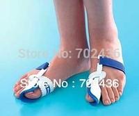 Freeshipping Bunion corrector Big Toe Spreader Hallux Valgus Night Splint Toe Corrector Foot Pain Relief 1pair=2pieces