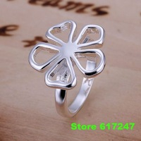 R015 SIZE 6-10# Kao Ring 925 silver ring Fashion jewelry wedding rings /aeba ivia