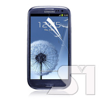 St for samsung i9300 film i9300 protective film hd membrane ar film i9300 screen film