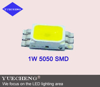 1W 5050smd high power led light source free shipping
