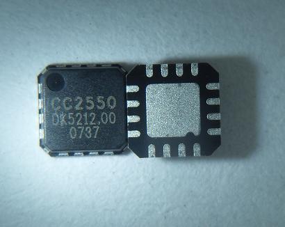 CC2550RSTR wireless radio frequency single chip imported 100% original(China (Mainland))