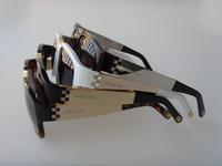 Fashion sun glasses z0430w plate sunglasses vintage metal anti-uv
