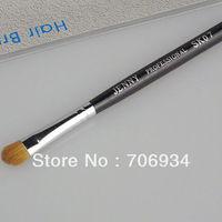 Brushes Makeup Sable Brown mink eye 4pcs/lot brush wooden handle mounted single Brushes Set Makeup Brush sk07