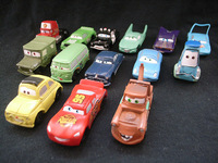 New Pixar Cars Full Set of 14 PVC High Quality Car Figure Free Shipping