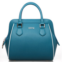 Oppo female bags 9701 - 4 fashion candy color two-way zipper handbag messenger bag 2013