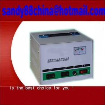 SVC type AC Automatic Voltage Regulator(stabilizer,AVR)SVC-3000VA