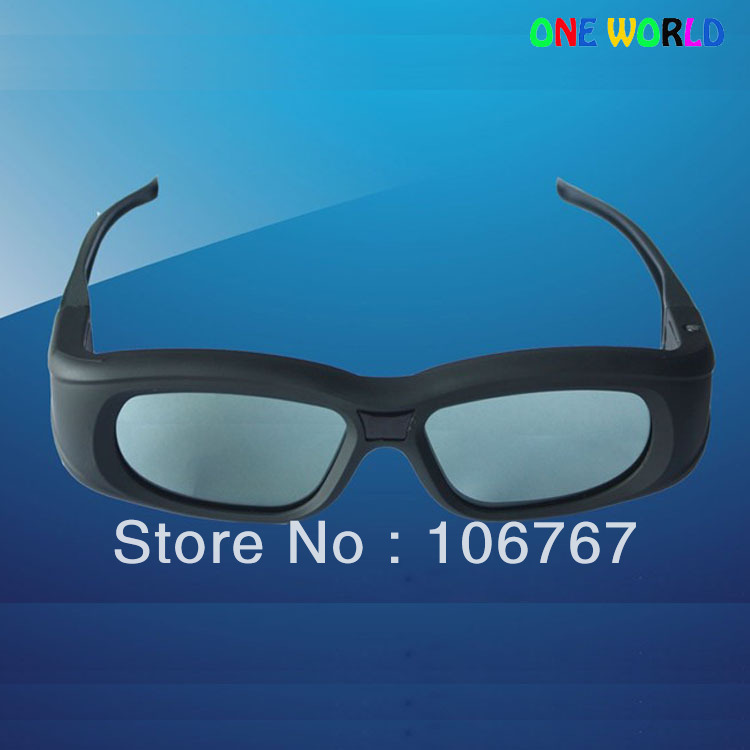 2013 fancy 3d world bluetooth 3d active glasses for panasonic tx-p42ut50e for LG 50PM680T 60PM670T normal tv(China (Mainland))