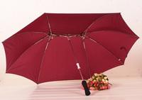 Straight shank plus size, sun-shading lovers , double umbrella ultralarge long-handled wedding umbrella