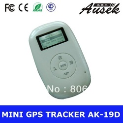 Mini GSM GPRS GPS mobile phone tracker for child kid elderly car gps tracking portable tracker Free shippping(China (Mainland))